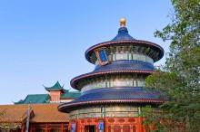 TCM Education at Shenzhou Open University of TCM  Shenzhou Open University of TCM. Chinese Tempel.