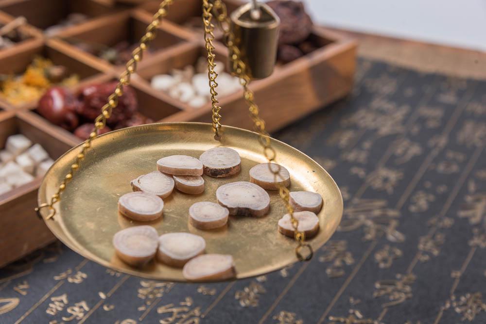 Chinese Herbal Medicine,detail shot image.