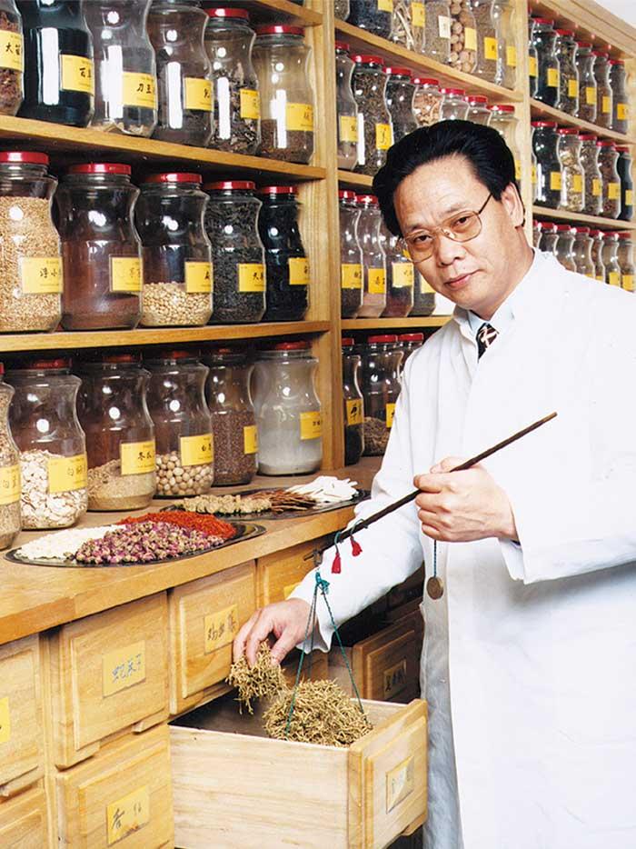 Kruidenarts - Opleiding Chinese Kruidengeneeskunde - Shenzhou Open University of Traditional Chinese Medicine