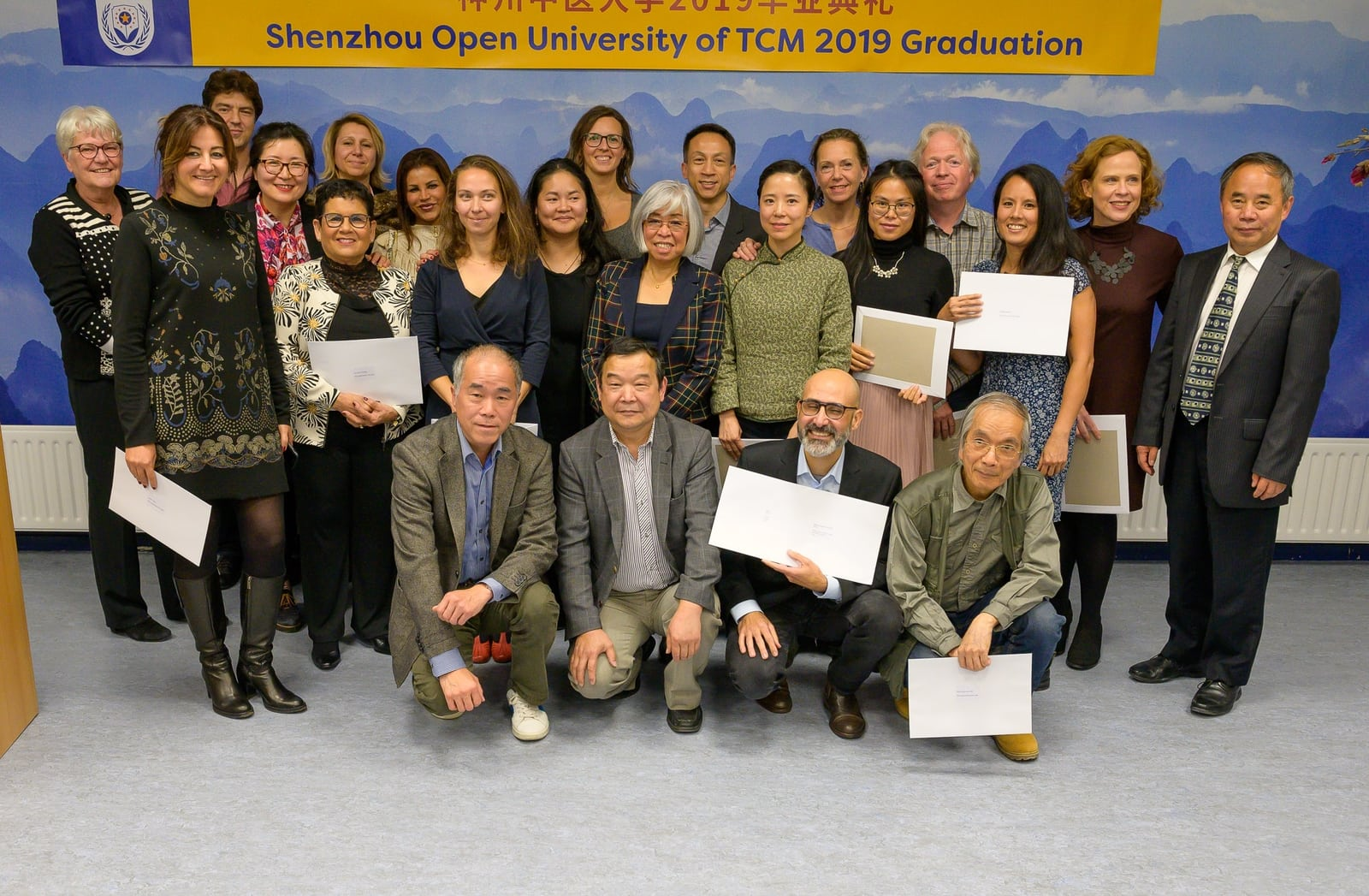 2019 Graduates of Acupuncture